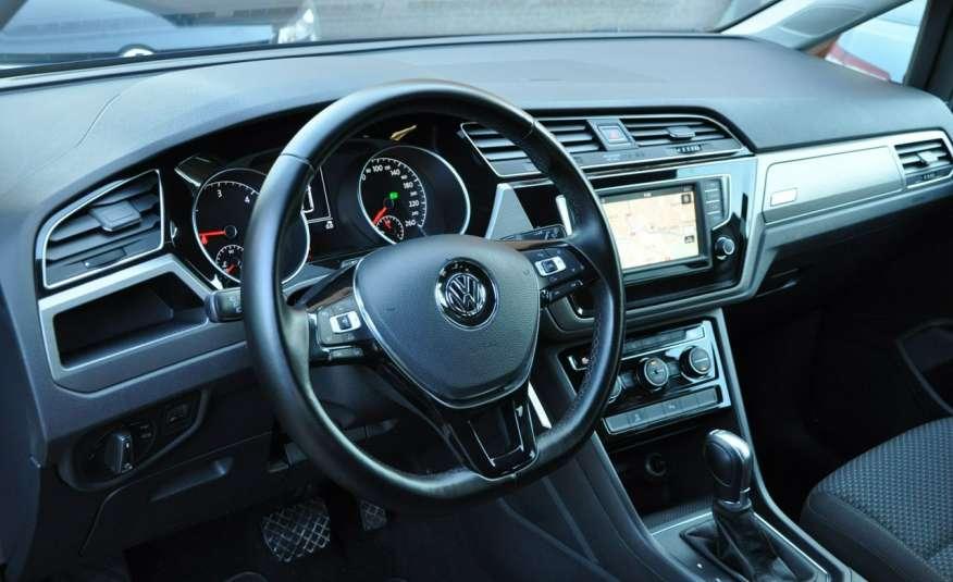 Volkswagen Touran 1.6TDI DSG PDC Nawi Multi zdjęcie 9