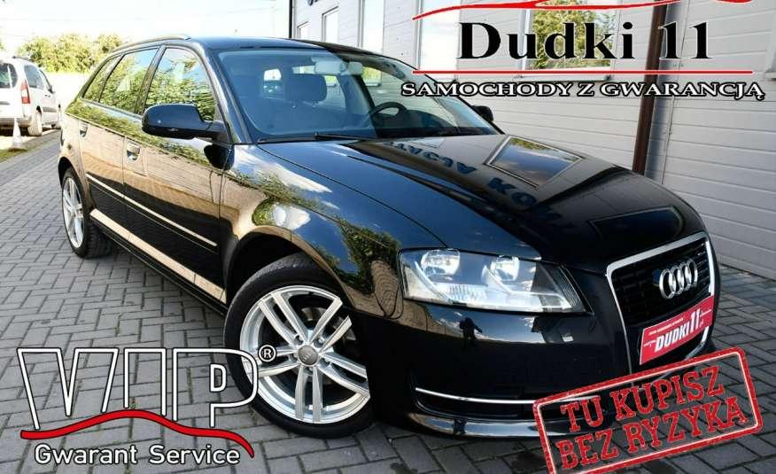 Audi A3 1.6d Alu, Klimatronic, Serwis, Manual, LIFT, El.szyby.GWARANCJA zdjęcie 2