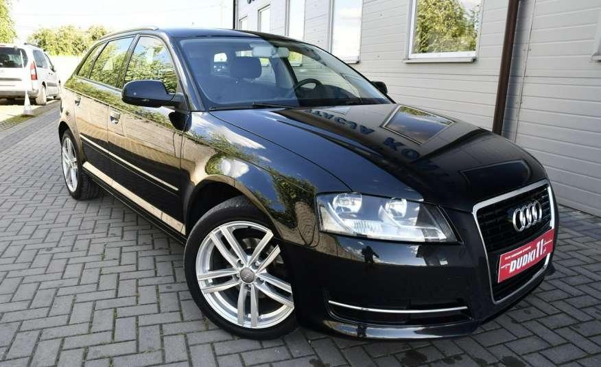 Audi A3 1.6d Alu, Klimatronic, Serwis, Manual, LIFT, El.szyby.GWARANCJA zdjęcie 3