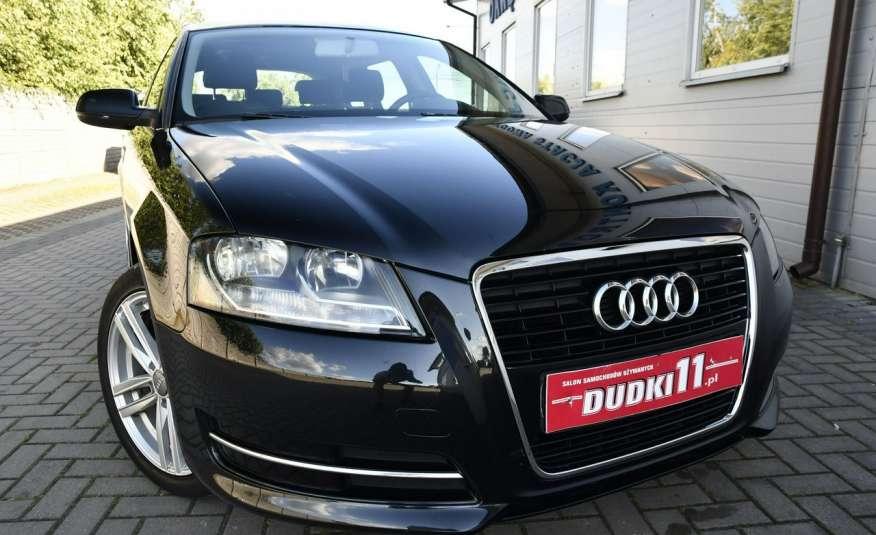 Audi A3 1.6d Alu, Klimatronic, Serwis, Manual, LIFT, El.szyby.GWARANCJA zdjęcie 5