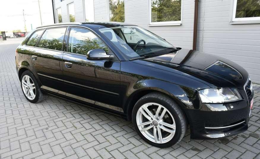 Audi A3 1.6d Alu, Klimatronic, Serwis, Manual, LIFT, El.szyby.GWARANCJA zdjęcie 8