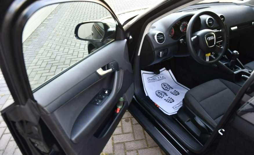 Audi A3 1.6d Alu, Klimatronic, Serwis, Manual, LIFT, El.szyby.GWARANCJA zdjęcie 17