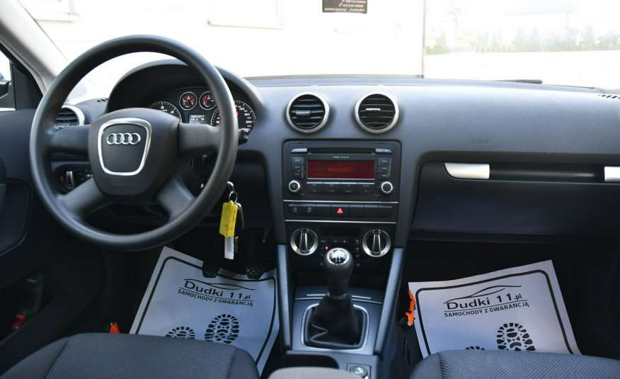 Audi A3 1.6d Alu, Klimatronic, Serwis, Manual, LIFT, El.szyby.GWARANCJA zdjęcie 19