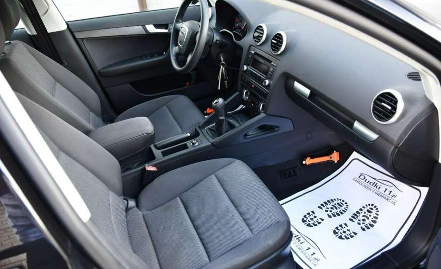 Audi A3 1.6d Alu, Klimatronic, Serwis, Manual, LIFT, El.szyby.GWARANCJA zdjęcie 24
