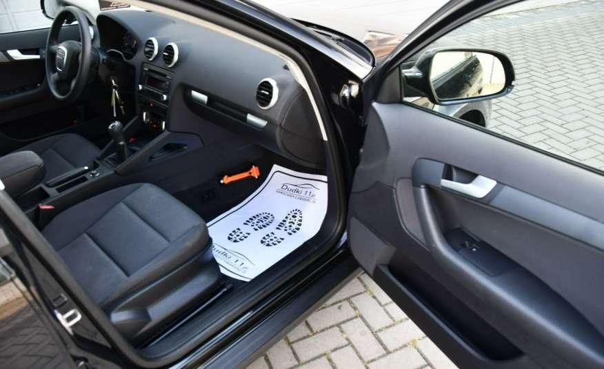 Audi A3 1.6d Alu, Klimatronic, Serwis, Manual, LIFT, El.szyby.GWARANCJA zdjęcie 25