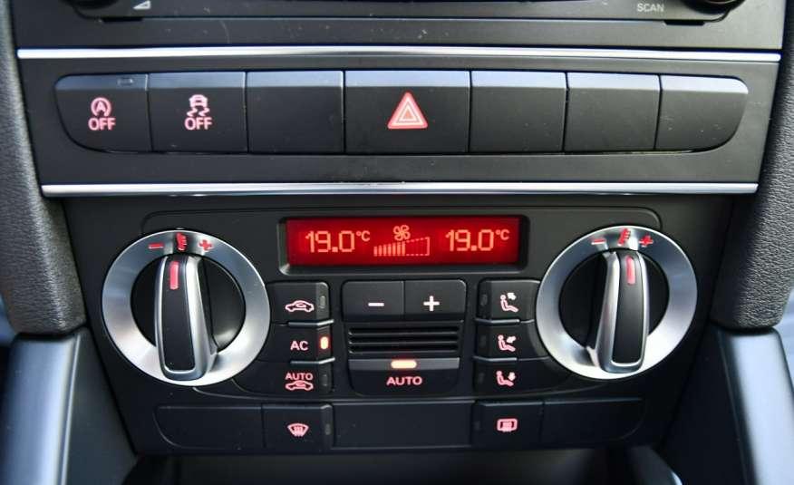 Audi A3 1.6d Alu, Klimatronic, Serwis, Manual, LIFT, El.szyby.GWARANCJA zdjęcie 28