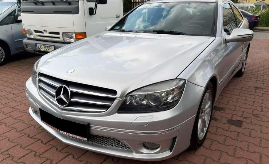 Mercedes CLC 1.8 Kompressor. I właścicel. 90tys przebiegu zdjęcie 4