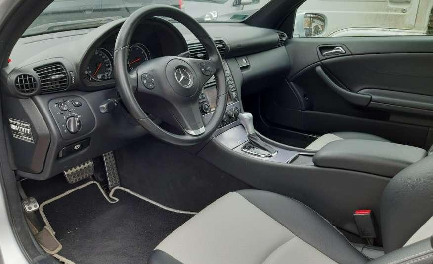 Mercedes CLC 1.8 Kompressor. I właścicel. 90tys przebiegu zdjęcie 13