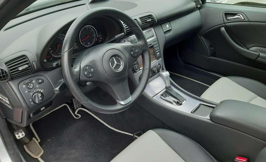 Mercedes CLC 1.8 Kompressor. I właścicel. 90tys przebiegu zdjęcie 14