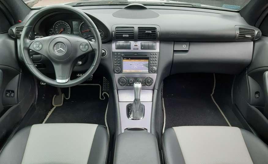 Mercedes CLC 1.8 Kompressor. I właścicel. 90tys przebiegu zdjęcie 22