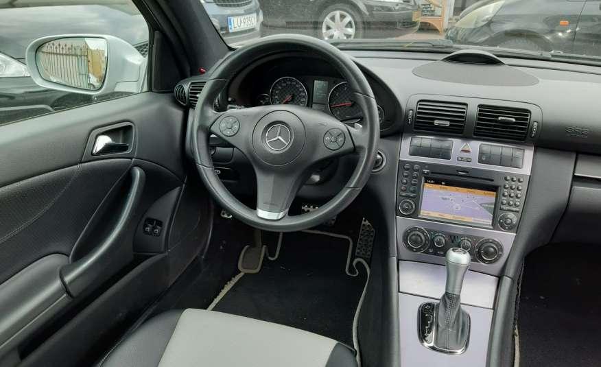 Mercedes CLC 1.8 Kompressor. I właścicel. 90tys przebiegu zdjęcie 23