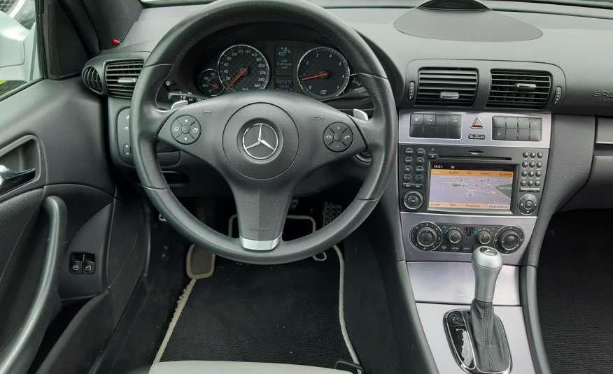 Mercedes CLC 1.8 Kompressor. I właścicel. 90tys przebiegu zdjęcie 24