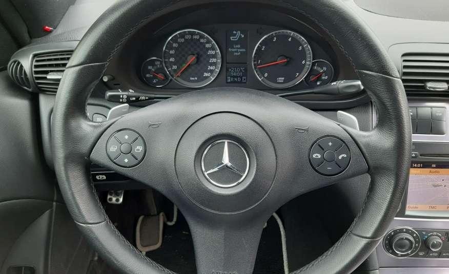 Mercedes CLC 1.8 Kompressor. I właścicel. 90tys przebiegu zdjęcie 25