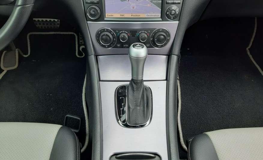 Mercedes CLC 1.8 Kompressor. I właścicel. 90tys przebiegu zdjęcie 27