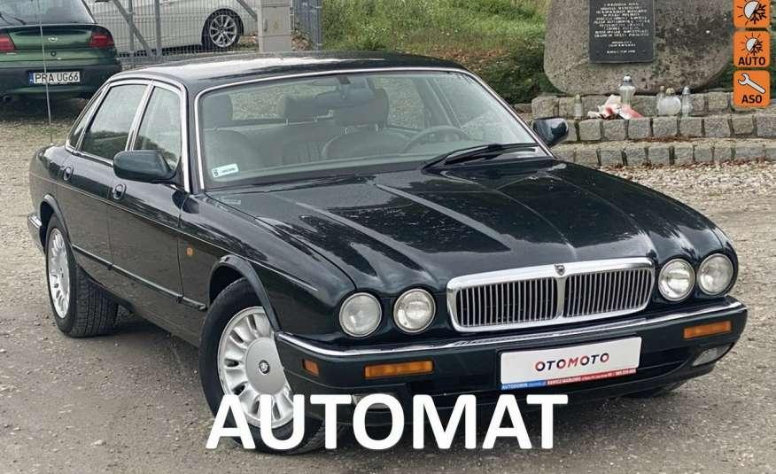 Jaguar XJ Raty uproszczone.4.0 benz Automat , Skóra, klimatronic, klasyk, Gwarancja zdjęcie 1