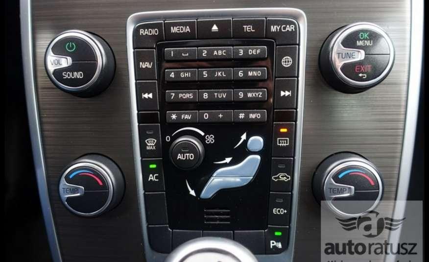 Volvo V70 F-ra VAT 100% oryginał 2.0 D3 Polar Plus Automat 150 KM zdjęcie 9
