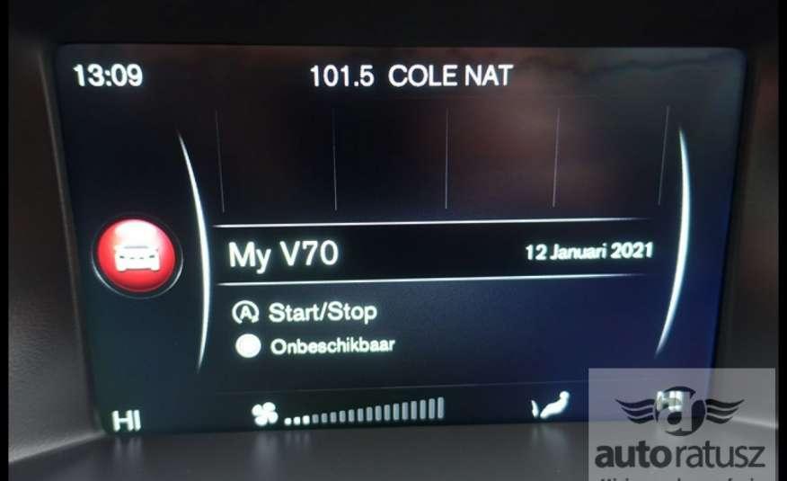 Volvo V70 F-ra VAT 100% oryginał 2.0 D3 Polar Plus Automat 150 KM zdjęcie 15