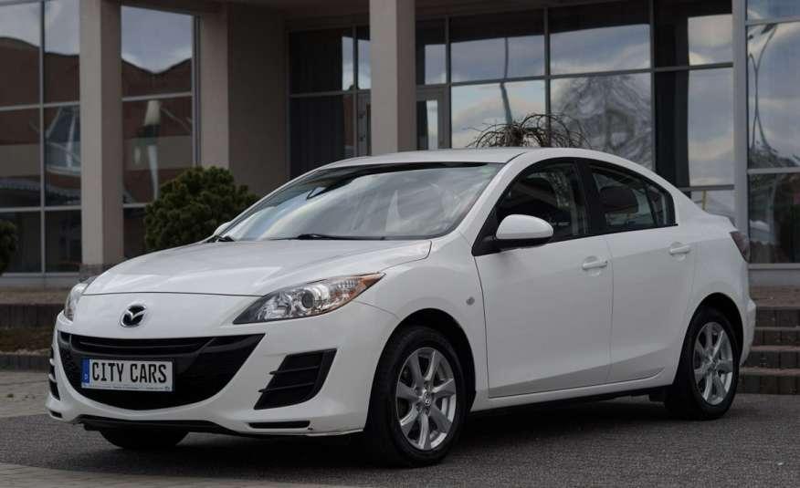 3 Mazda 3 1.6 Benzyna 105 KM, Klimatyzacja zdjęcie 1