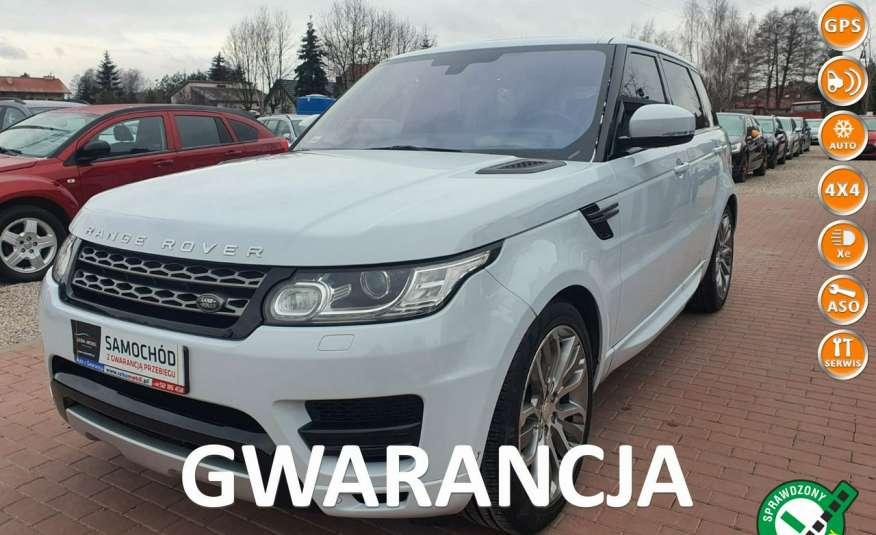 Land Rover Range Rover Sport Autobiography, Panorama, Gwarancja zdjęcie 1