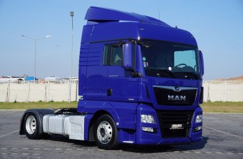 MAN TGX / 18.460 / EURO 6 / ACC / XLX / LOW DECK / MEGA / RETARDER