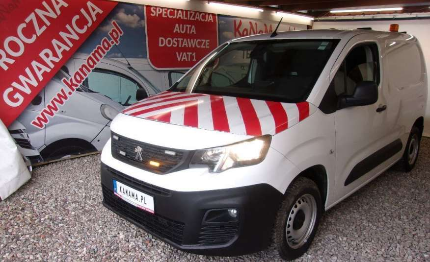 Peugeot Partner zdjęcie 1