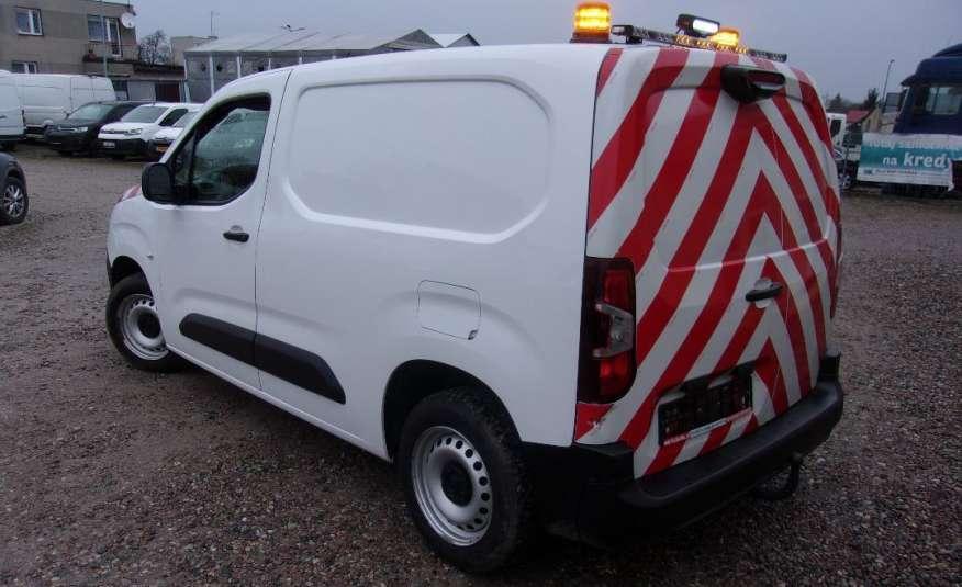 Peugeot Partner zdjęcie 13