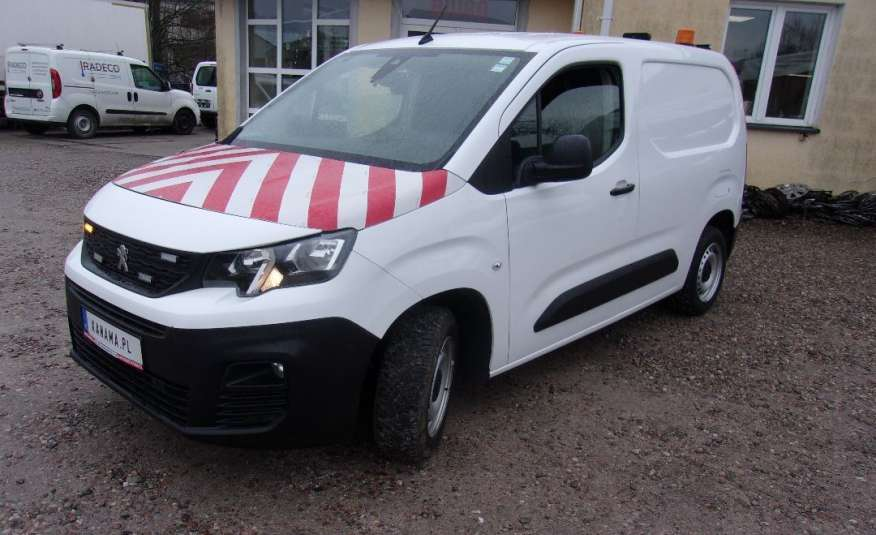 Peugeot Partner zdjęcie 14