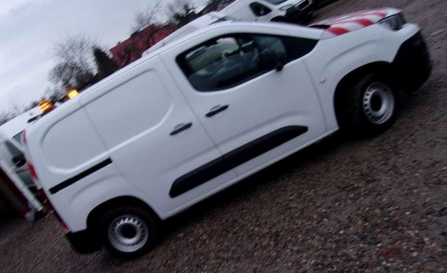 Peugeot Partner zdjęcie 16