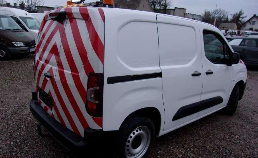 Peugeot Partner zdjęcie 17