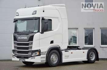 Scania R450 NTG | NAWIGACJA | ACC | CZUJNIK ZMIERZCHU | PIĘKNA