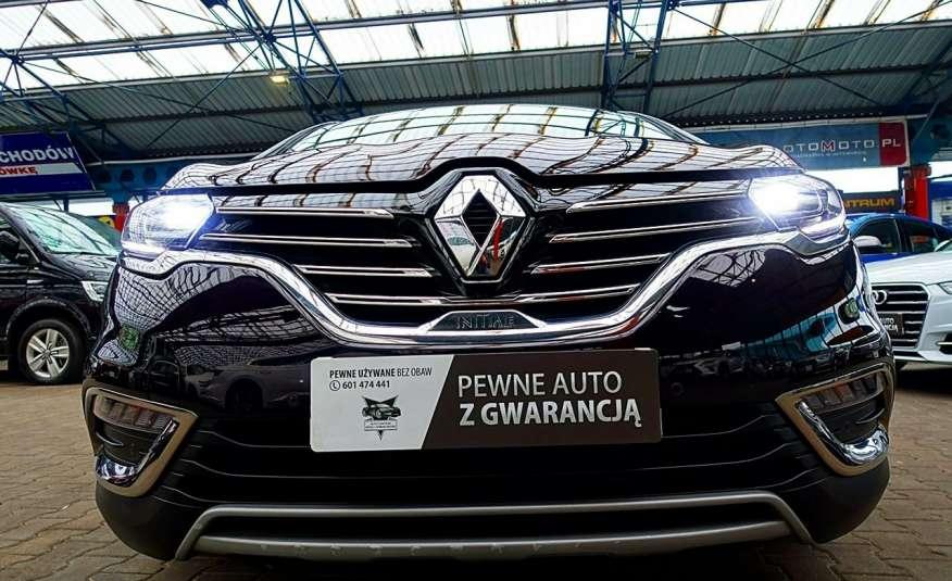 Renault Espace 3LataGWARANCJA 1WŁ Kraj Bezwypadkow 160KM AUTOMAT Initiale Paris FV23% 4x2 zdjęcie 1