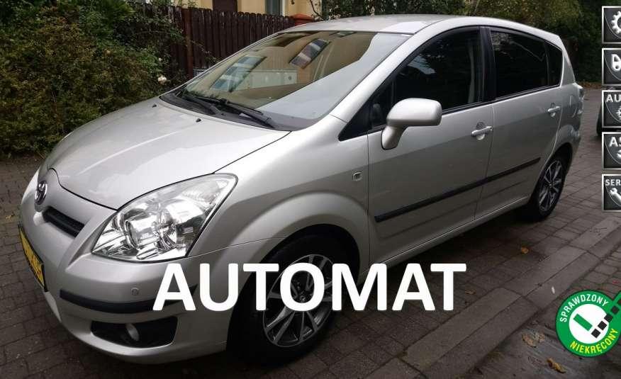 Toyota Corolla Verso 1.8 Team, AUTOMAT , 7-osobowy, zdjęcie 1
