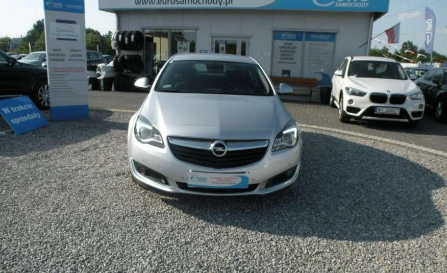Opel Insignia 2.0cdti F-vat sedan Gwar.rok automat zdjęcie 1