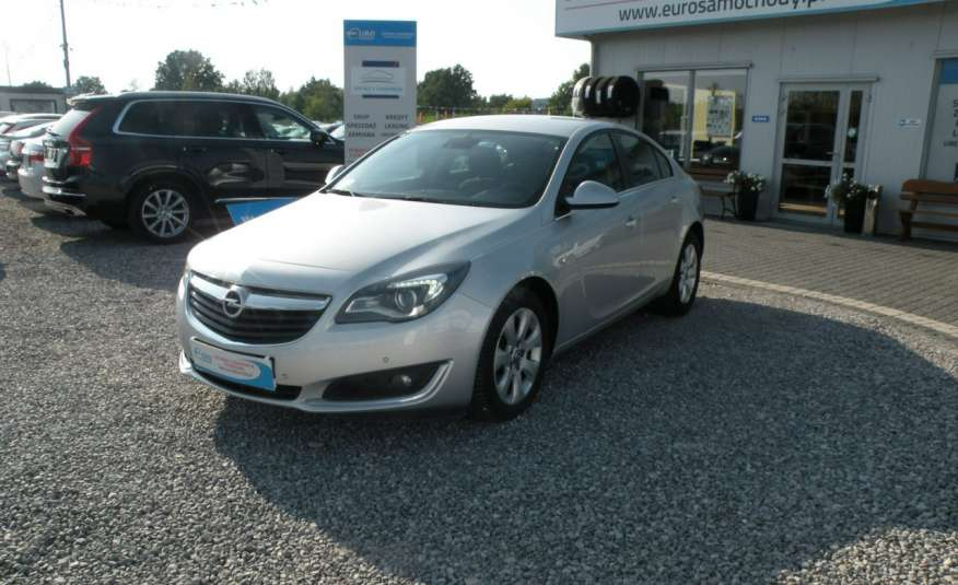 Opel Insignia 2.0cdti F-vat sedan Gwar.rok automat zdjęcie 2