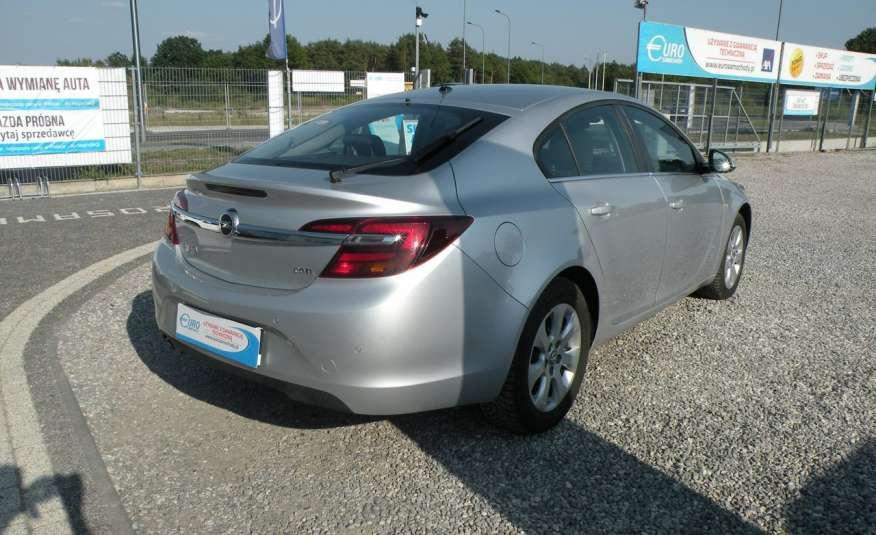Opel Insignia 2.0cdti F-vat sedan Gwar.rok automat zdjęcie 5
