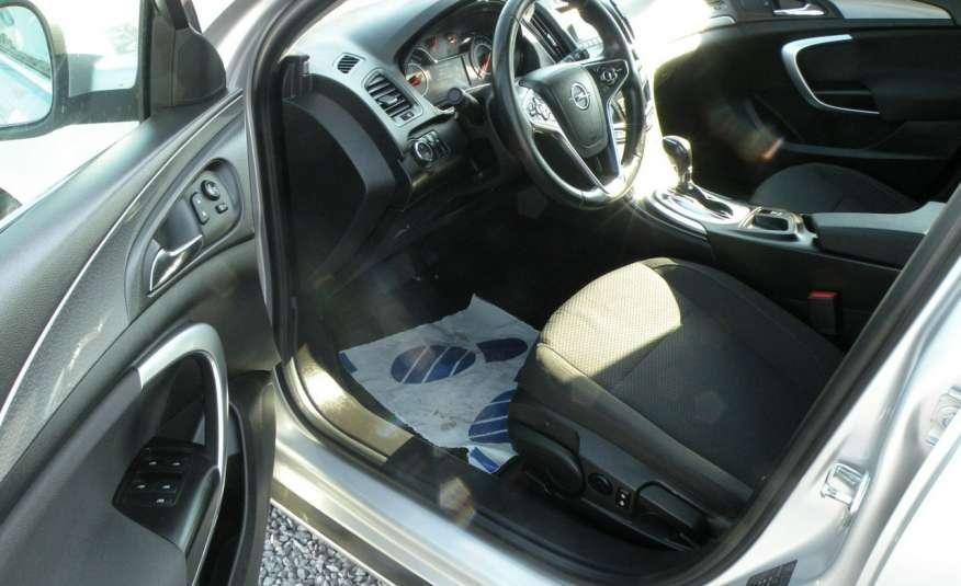 Opel Insignia 2.0cdti F-vat sedan Gwar.rok automat zdjęcie 6