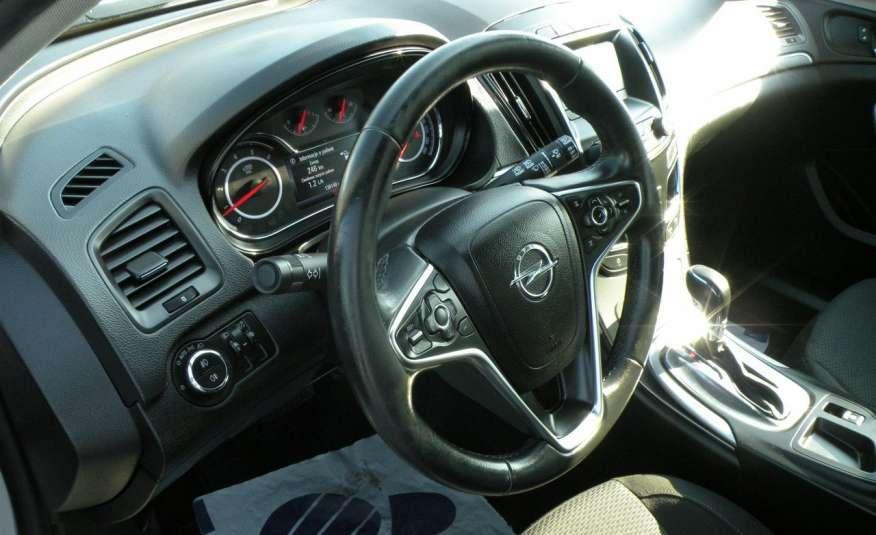 Opel Insignia 2.0cdti F-vat sedan Gwar.rok automat zdjęcie 7