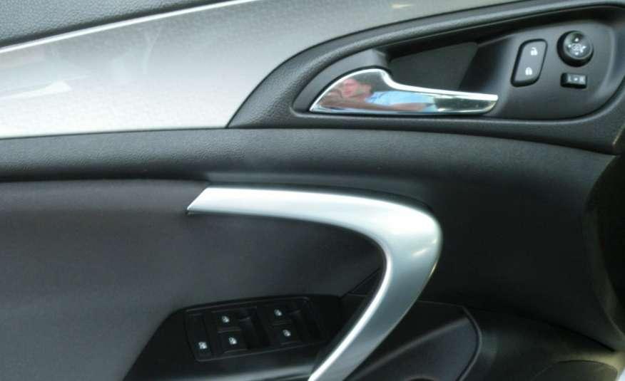 Opel Insignia 2.0cdti F-vat sedan Gwar.rok automat zdjęcie 10