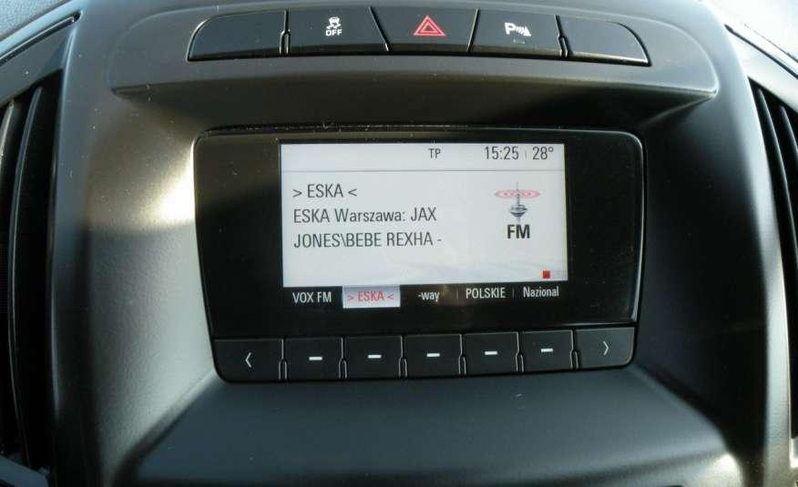 Opel Insignia 2.0cdti F-vat sedan Gwar.rok automat zdjęcie 13