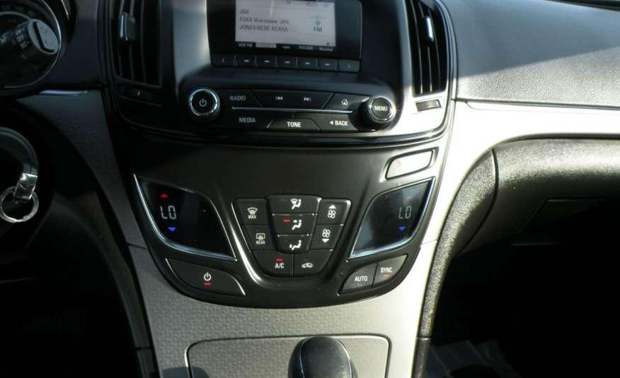 Opel Insignia 2.0cdti F-vat sedan Gwar.rok automat zdjęcie 14