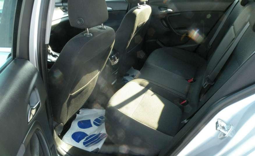 Opel Insignia 2.0cdti F-vat sedan Gwar.rok automat zdjęcie 15