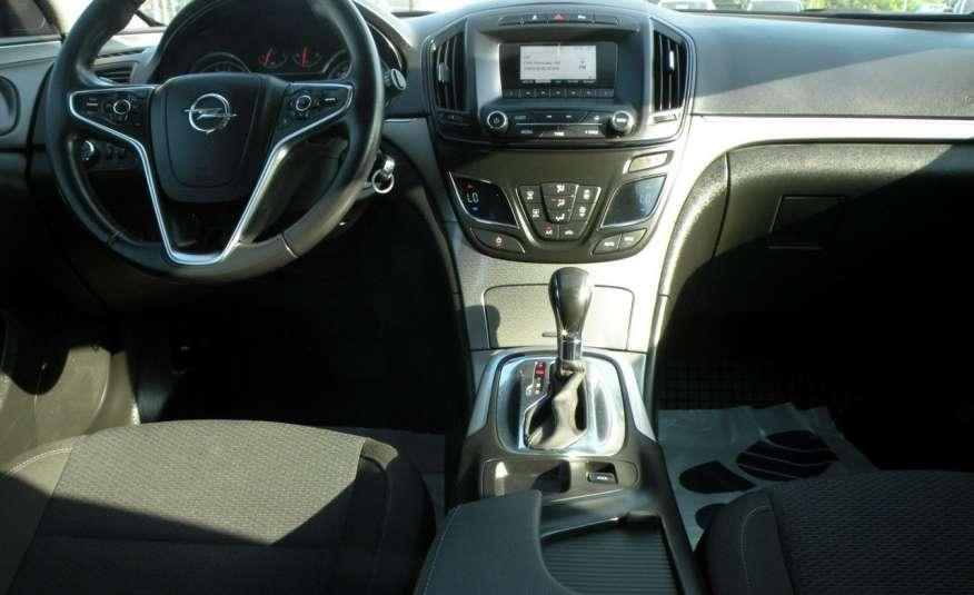 Opel Insignia 2.0cdti F-vat sedan Gwar.rok automat zdjęcie 16