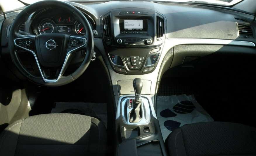 Opel Insignia 2.0cdti F-vat sedan Gwar.rok automat zdjęcie 17