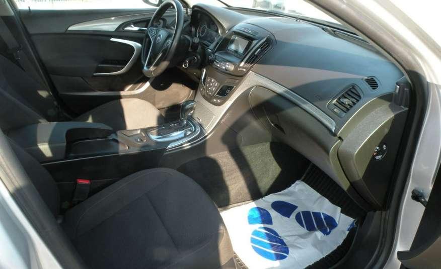 Opel Insignia 2.0cdti F-vat sedan Gwar.rok automat zdjęcie 20