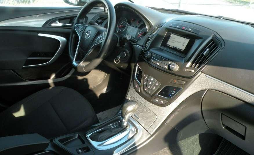 Opel Insignia 2.0cdti F-vat sedan Gwar.rok automat zdjęcie 21
