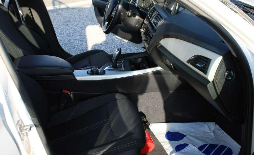 BMW 116 Automat Salon PL F-vat Gwar Xenony zdjęcie 11