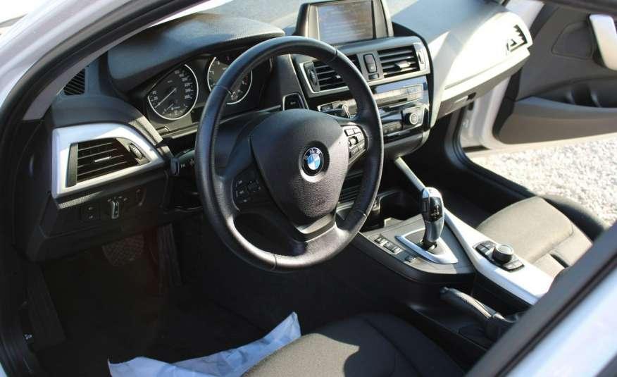 BMW 116 Automat Salon PL F-vat Gwar Xenony zdjęcie 16