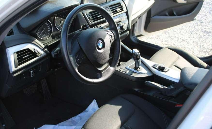 BMW 116 Automat Salon PL F-vat Gwar Xenony zdjęcie 20