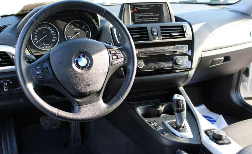 BMW 116 Automat Salon PL F-vat Gwar Xenony zdjęcie 23