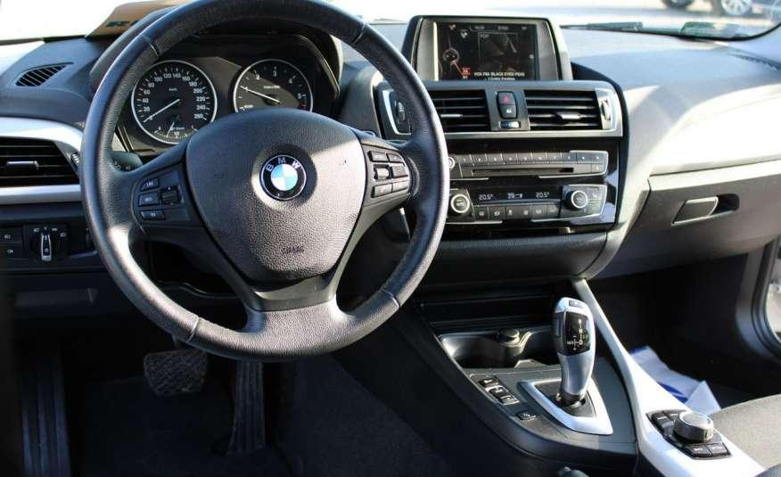 BMW 116 Automat Salon PL F-vat Gwar Xenony zdjęcie 31